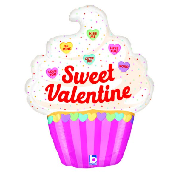 35502-Conversation-Hearts-Cupcake–e1507015023223