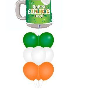 ballon setje met bier