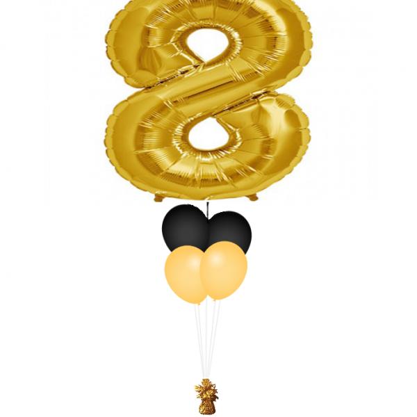 ballonset nr 8